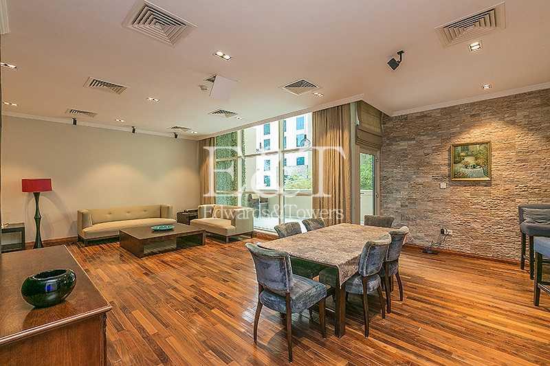 Fully Upgraded   Duplex Villa   Vacant on Transfer