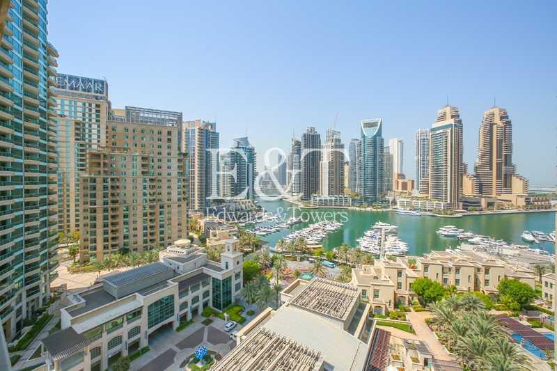 Full Marina View|Spacious 1+Study|Huge Balcony