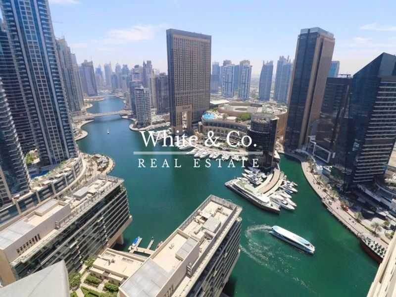 Fully Furnished | Marina view | Chiller Free