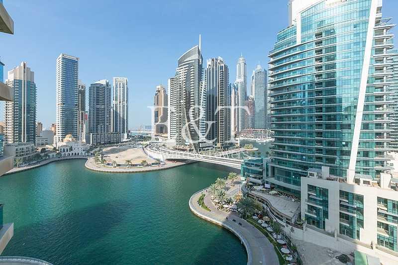 Unfurnished | Marina View | Chiller Free