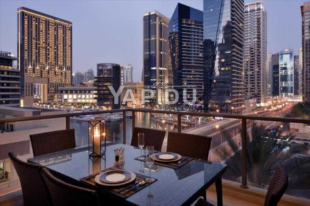 Exclusive   Full Marina View   Bright Apartment