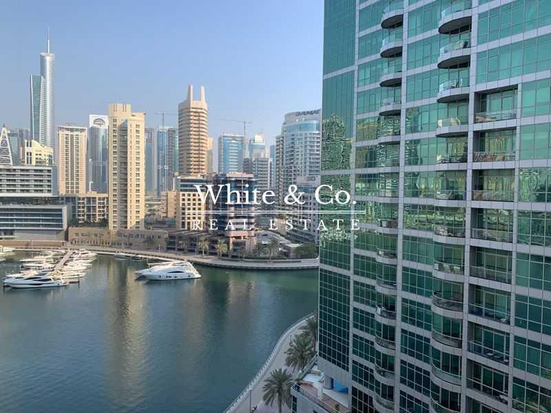 Spacious - Available now - Marina Views