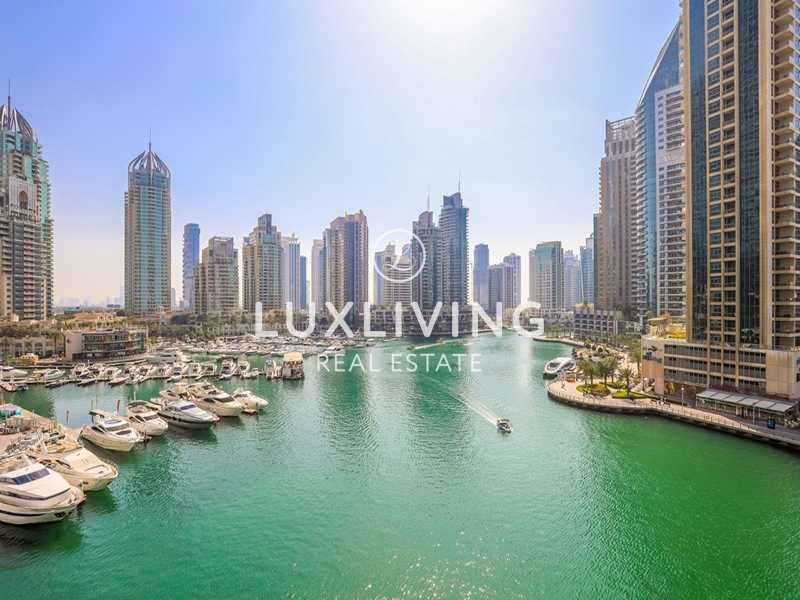 Exclusive | Stunning 2 Beds | Full Marina View