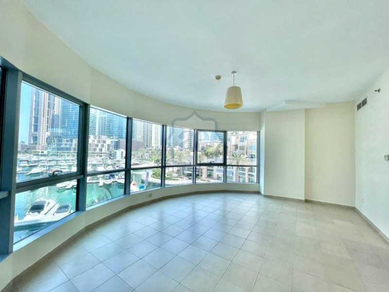 Full Marina View | Duplex l Chiller Free | Vacant