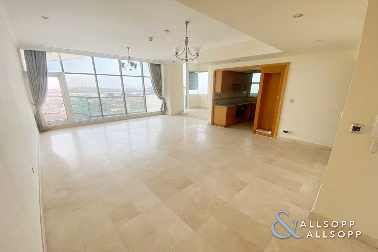 2 Bed | 2 Balconies | Extended | Vacant