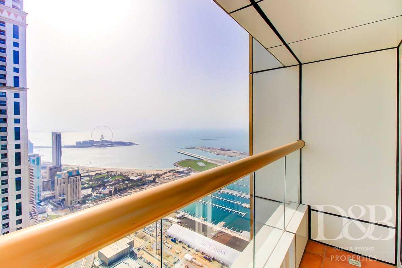 High Floor   Full Sea View   Maids Room