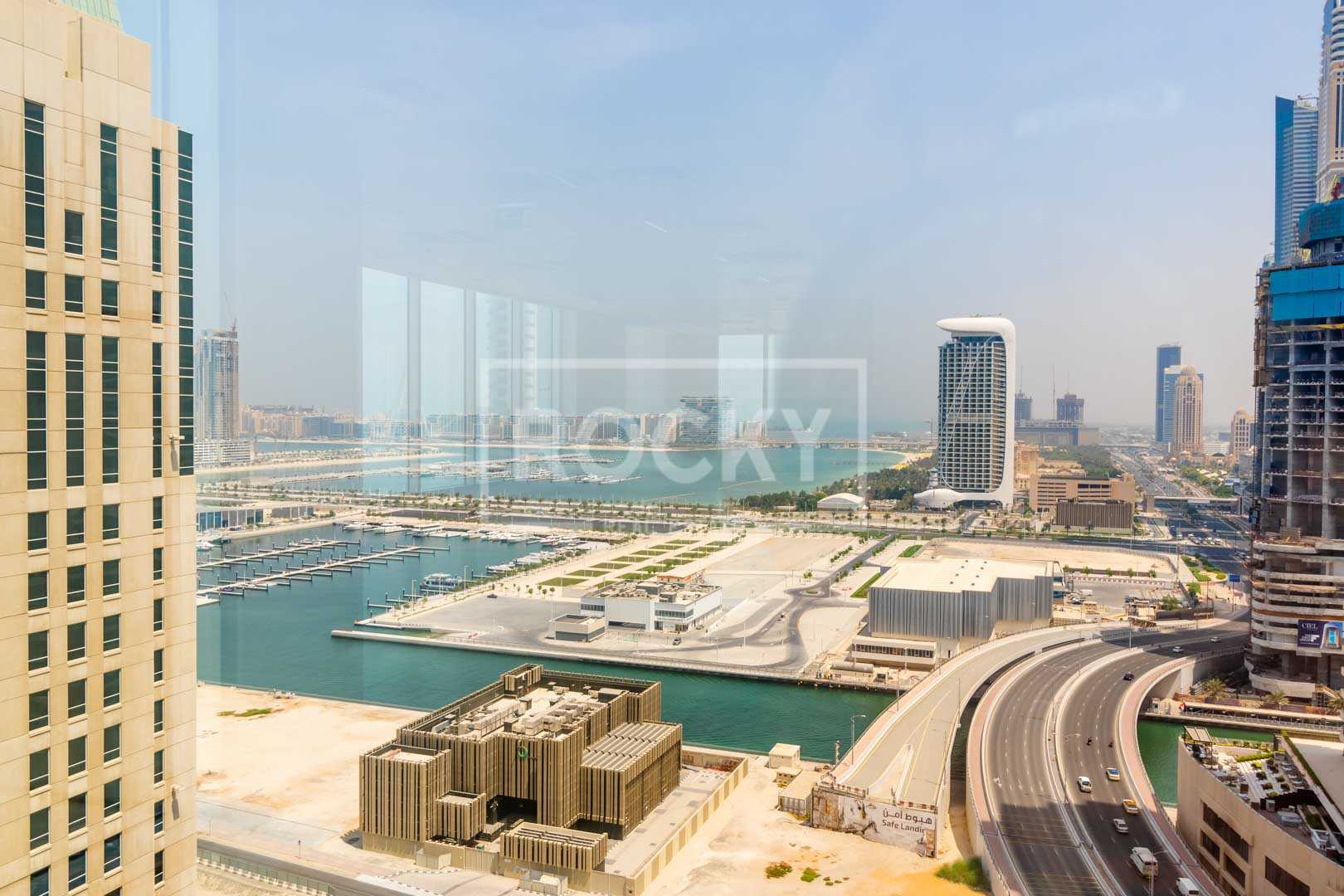 Chiller and Dewa Free | Fitted | Sea View