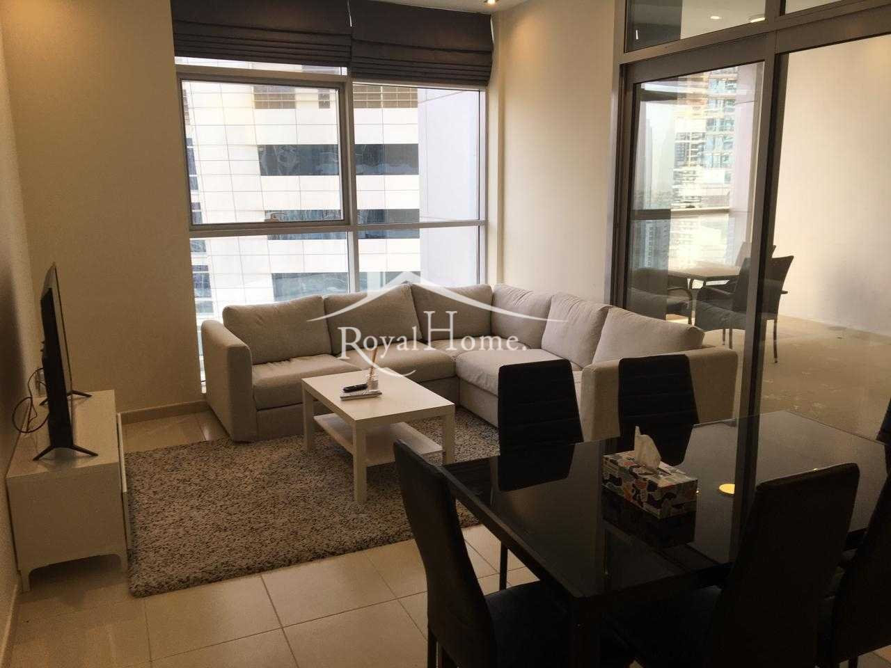 SEA VIEW AND MARINA VIEW WITH FULLY FURNISHED UNIT