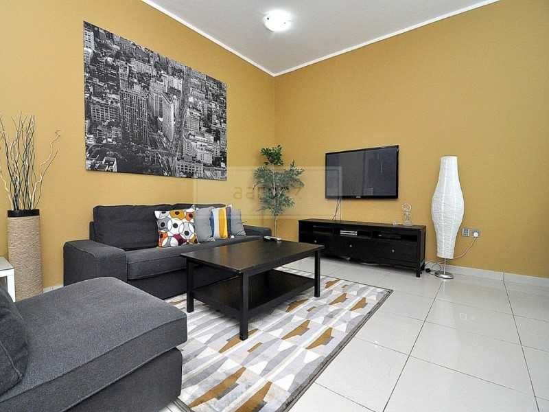 Higher Floor | Fully Furnished | Open Kitchen