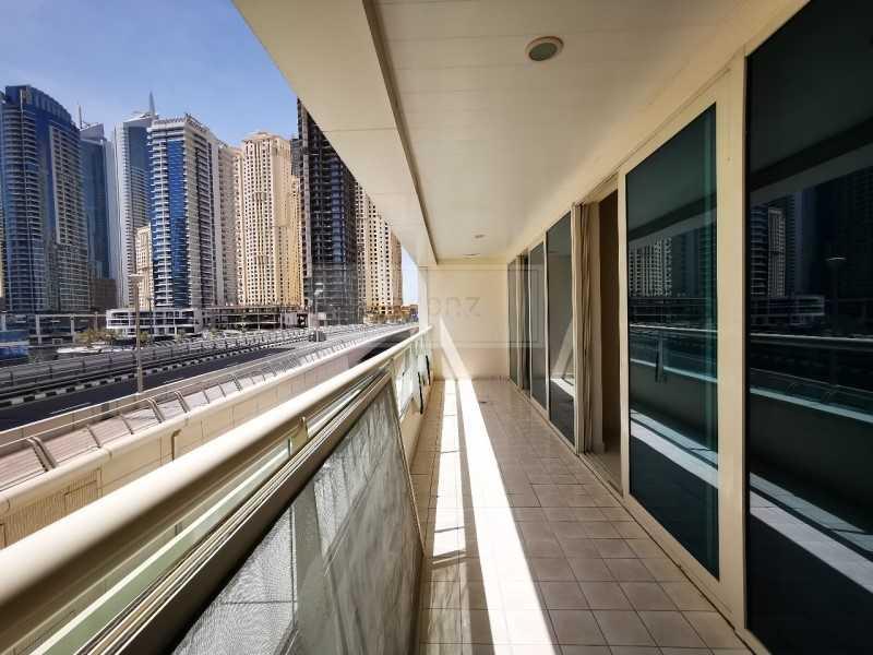 Marina Mall View | Unfurnished | Chiller Free