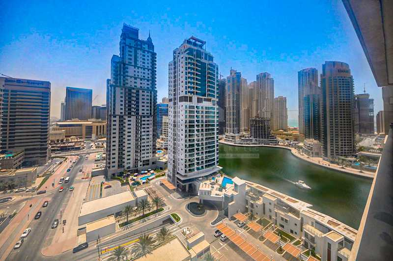 With Balcony | Marina View | Spacious |Bright Unit