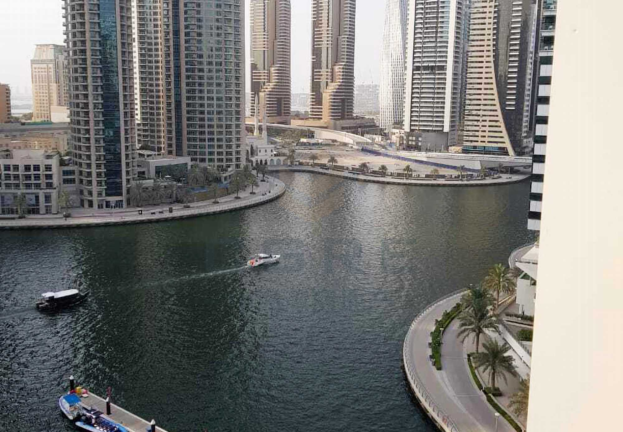 Fully Furnished 2 BR | Full Marina View | Vacant