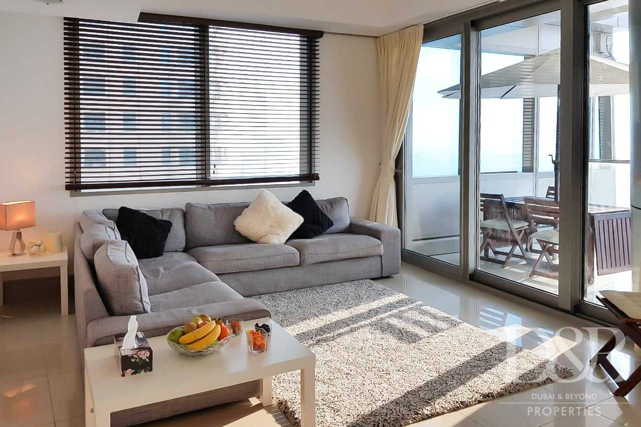 Stunning views  Fully furnished  High floor
