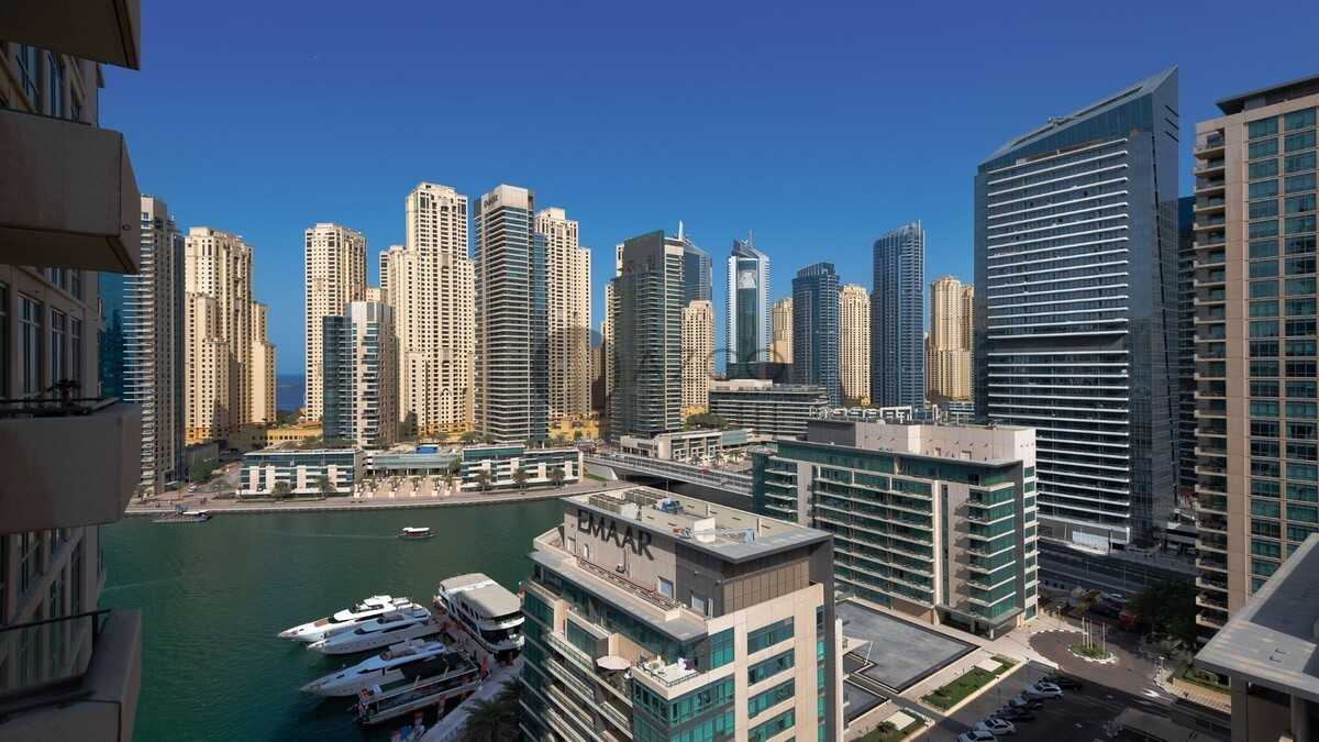 Spacious Layout | Fully Furnished | Marina View