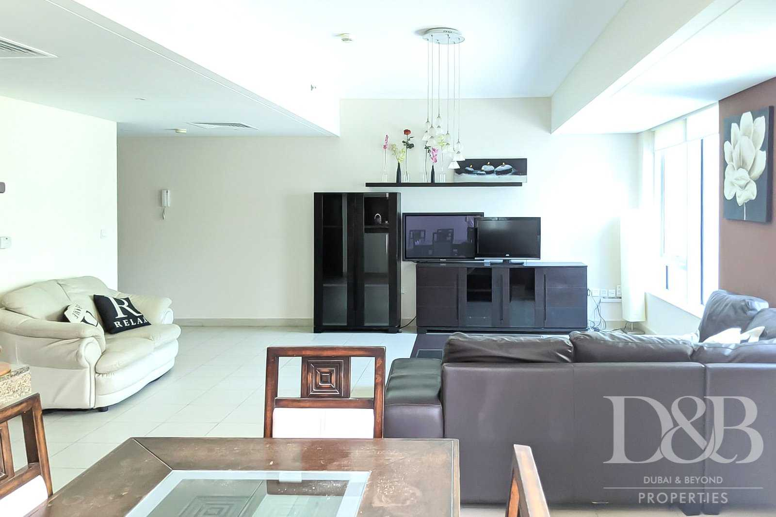 Marina views| Furnished | Large Terrace | Vacant