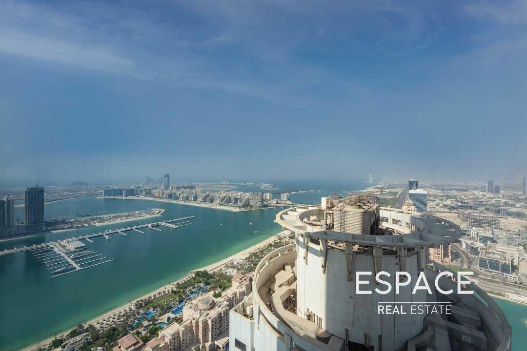 Stunning Views towards Burj Al Arab View