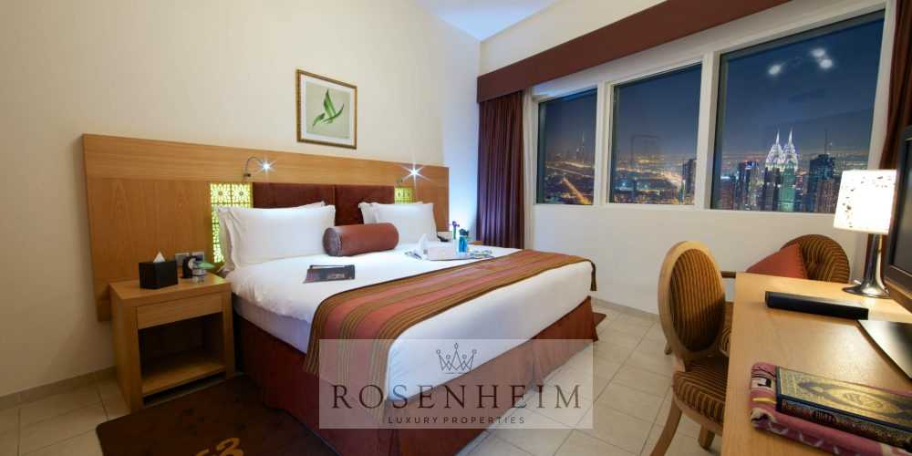 Furnished   All Bills Included   Hotel Facilities