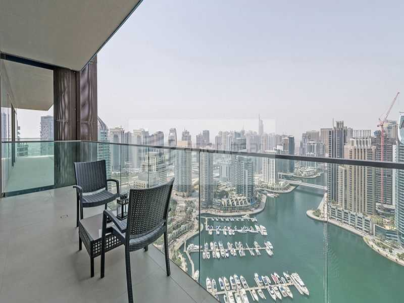 Most Demanded Layout Full Marina View  Unfurnished