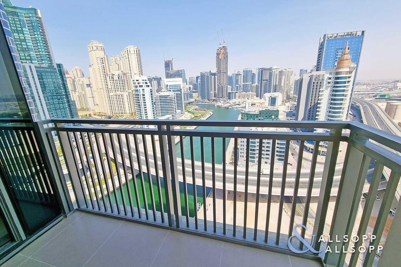 5242 | Marina Views | 2 Bedroom | Balcony