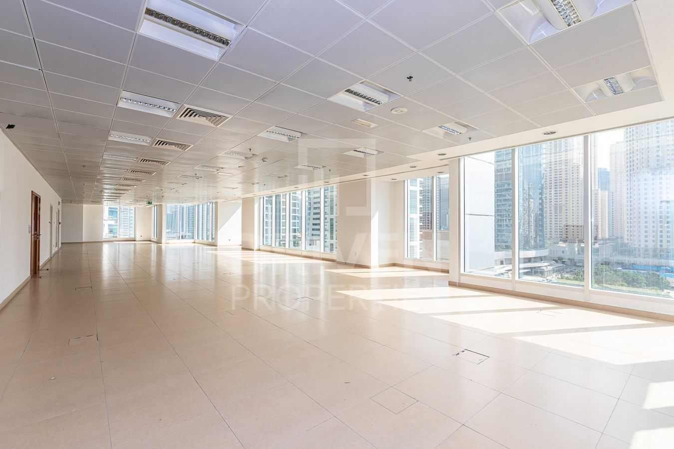 Full Floor and Fitted Office | Vacant Now