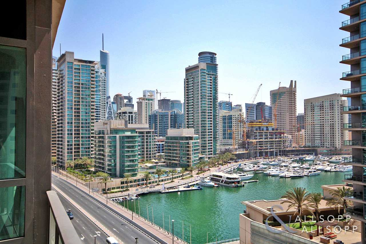 Largest One Bedroom   Exclusive   Marina View