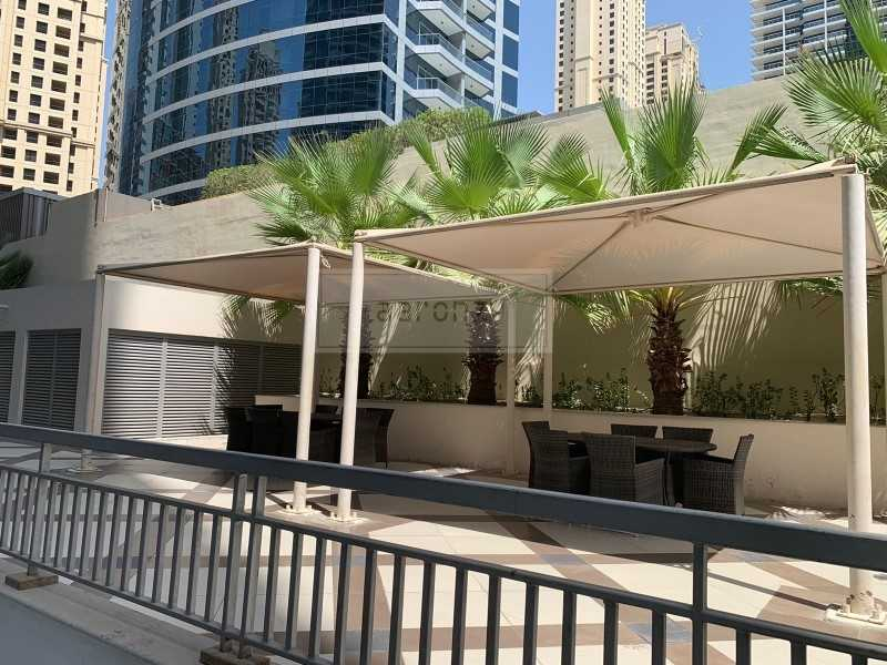 Pool & Garden Views | Vacant 1 BR | Low Floor