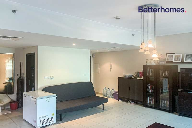Furnished   1BR Hall   Terrace Apartment Low Floor