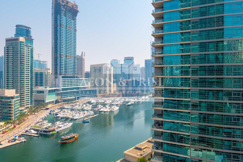 No Balcony   Marina View   Vacant   Bright Unit