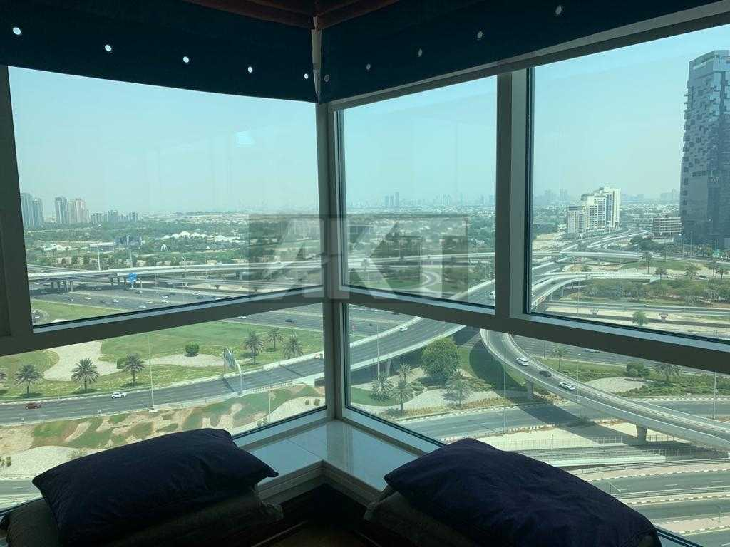 Upgraded Fully Furnished  2 Br+ Study  For 165 K / Partial Marina View