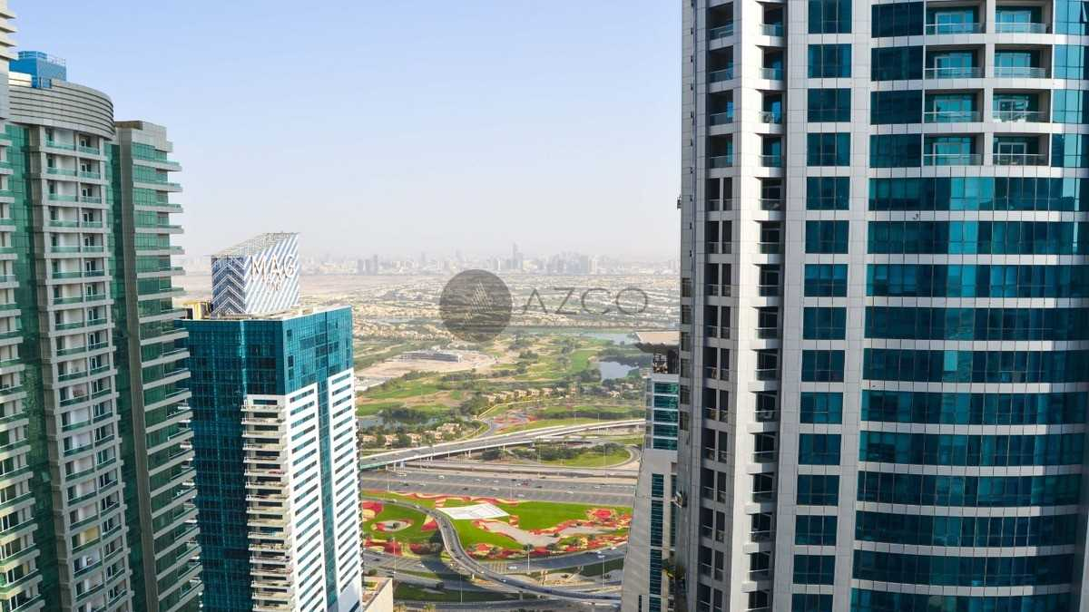Spacious Layout | Higher Floor | Partial Sea View