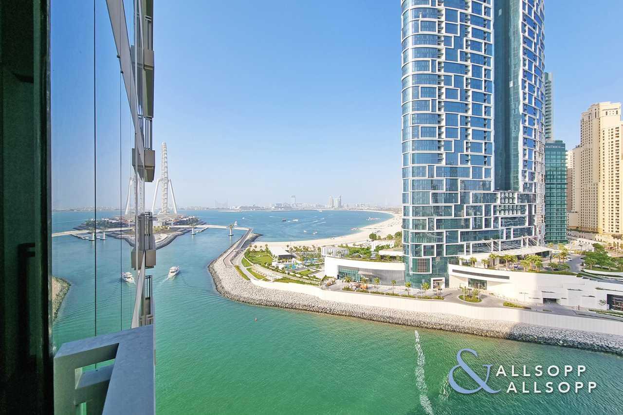 52l42 l Marina & Sea Views l Chiller Free