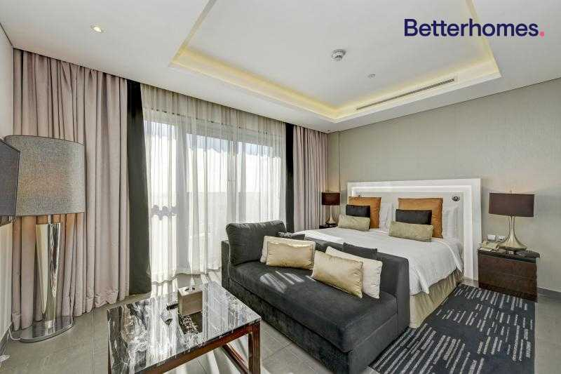 Managed unit | High floor | Furnished