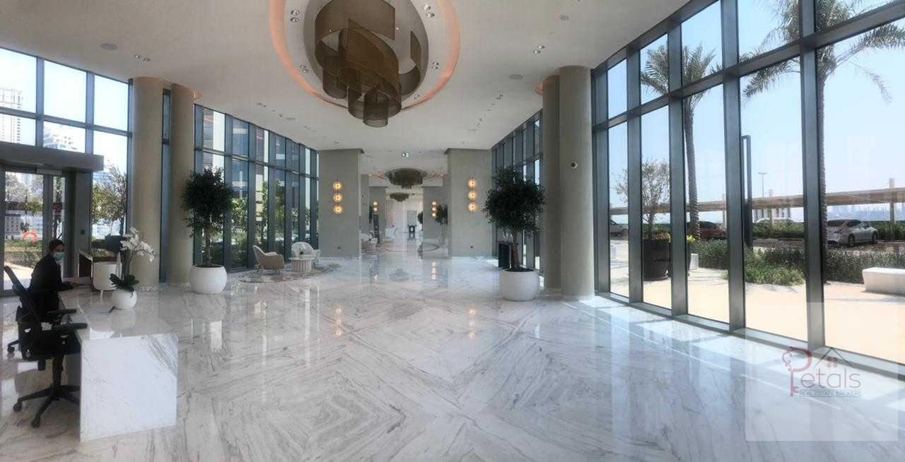 Genuine Resale I 3BR I High Floor I Amazing Sea View