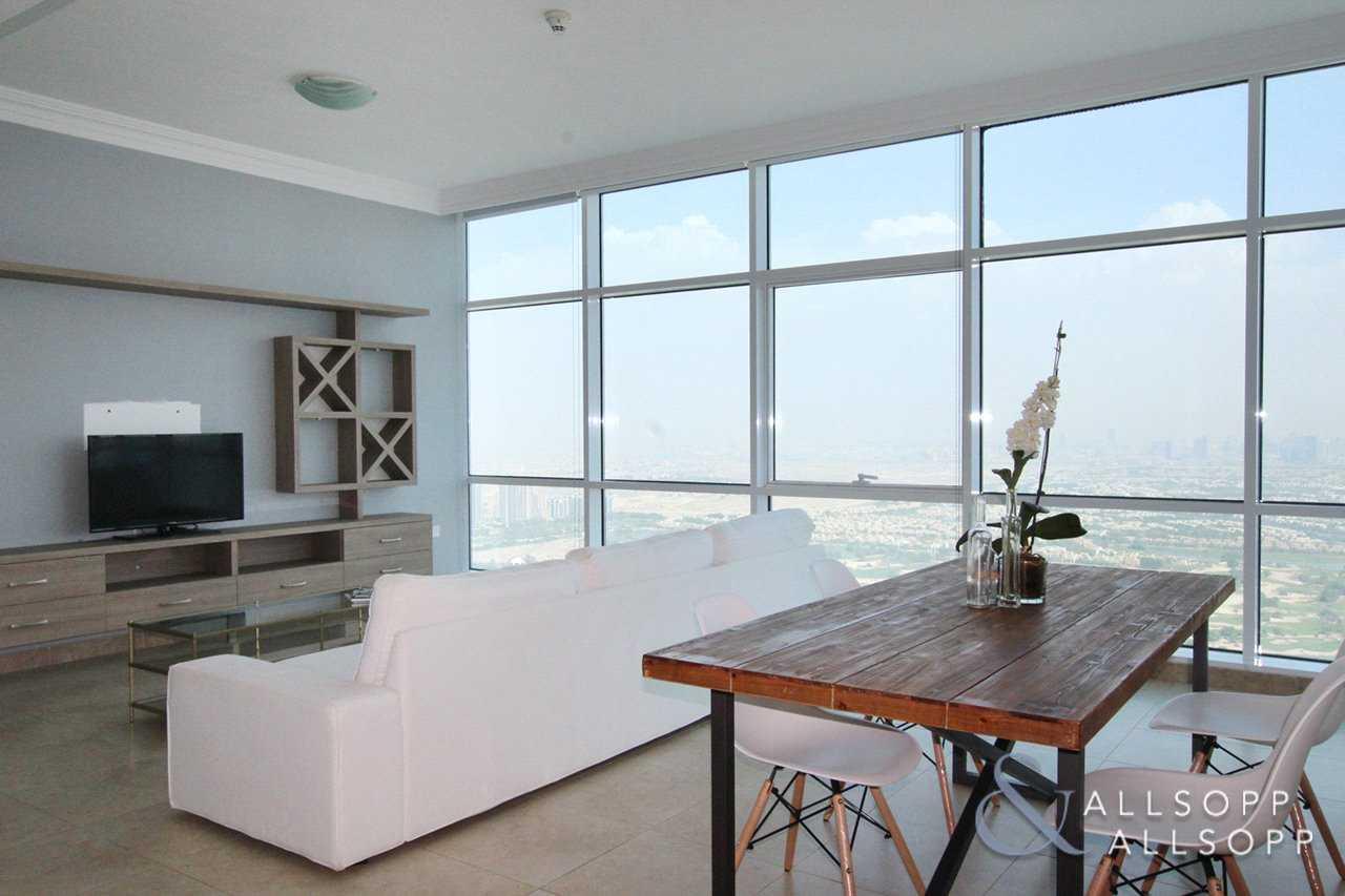 Furnished   2 Bedroom Apartment   High Floor