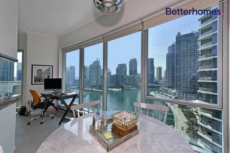 Full Marina View | Fully Furnished | Upcoming Dec'