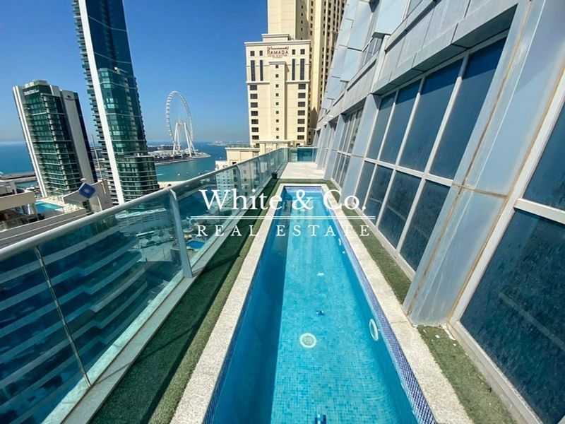 Penthouse | Full Floor | Swimming Pool | Upgraded