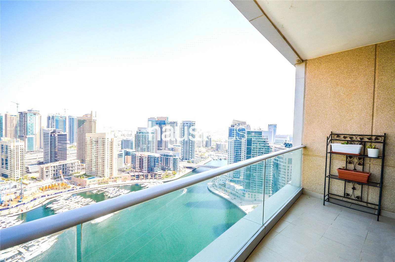 Amazing Marina View | High Floor | Vacant October