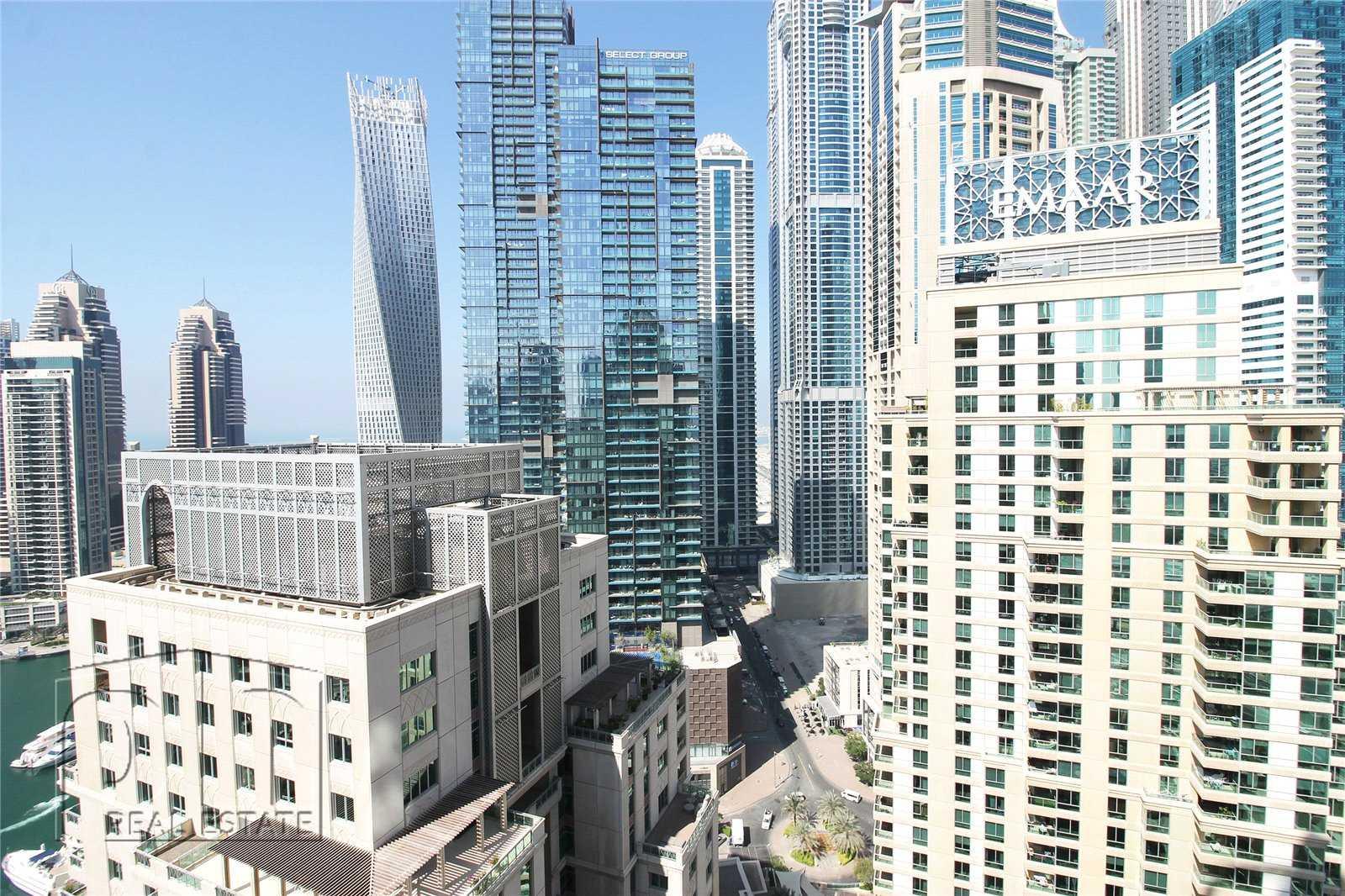 Marina View | High Floor | Chiller Free