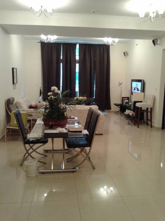 Excellent Chiller Free Fully Furnished 2 Bhk With Close Kitchen 120k