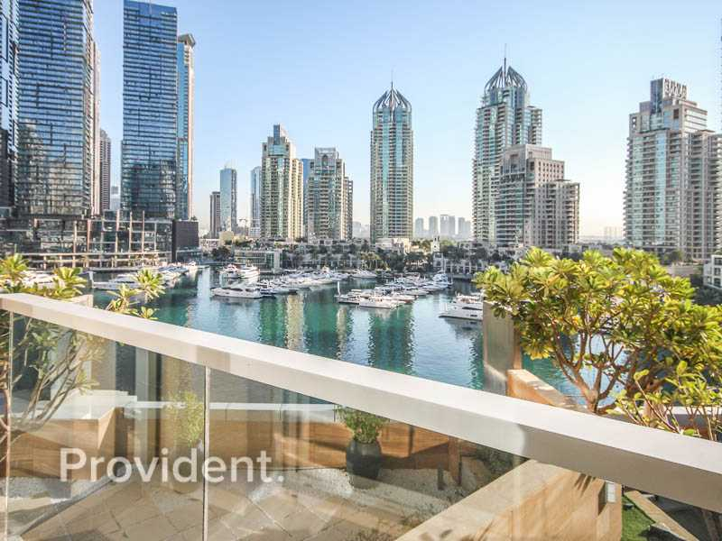 Stunning 3BR | Full Marina View | For Sell