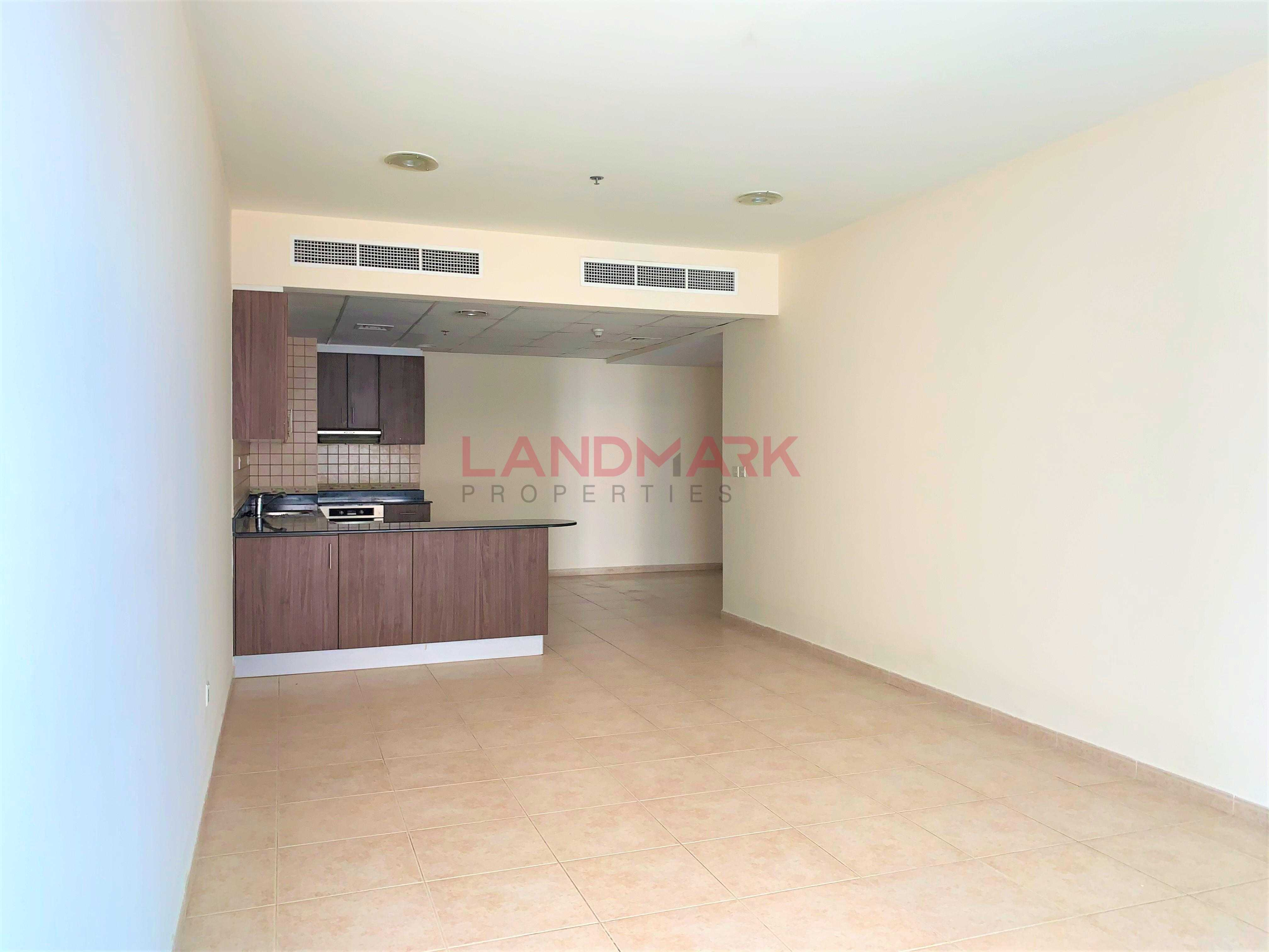 Spacious Layout 1 BR with Balcony   Amazing View
