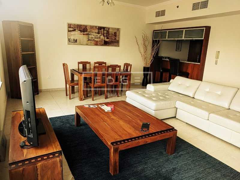 Fully Furnished | 1 Bedroom | Marina View