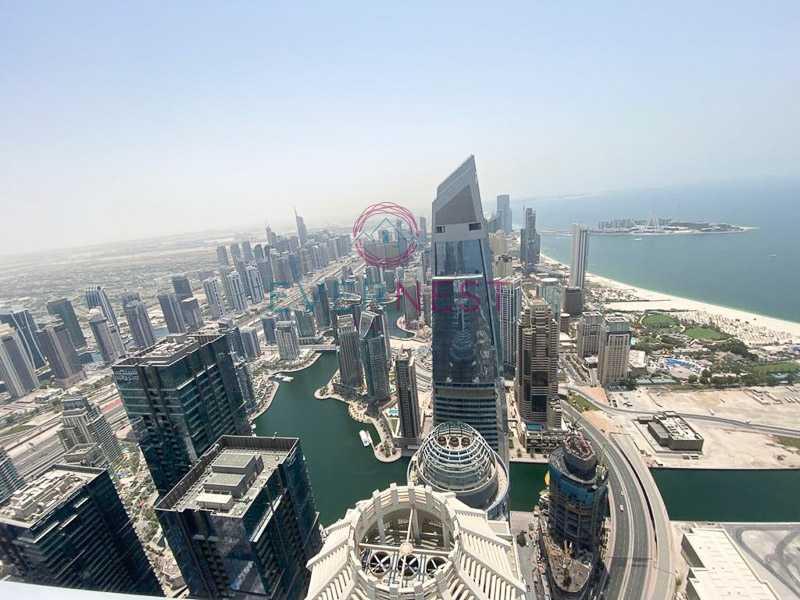 Stunning Sea View | Prime Location | High Floor