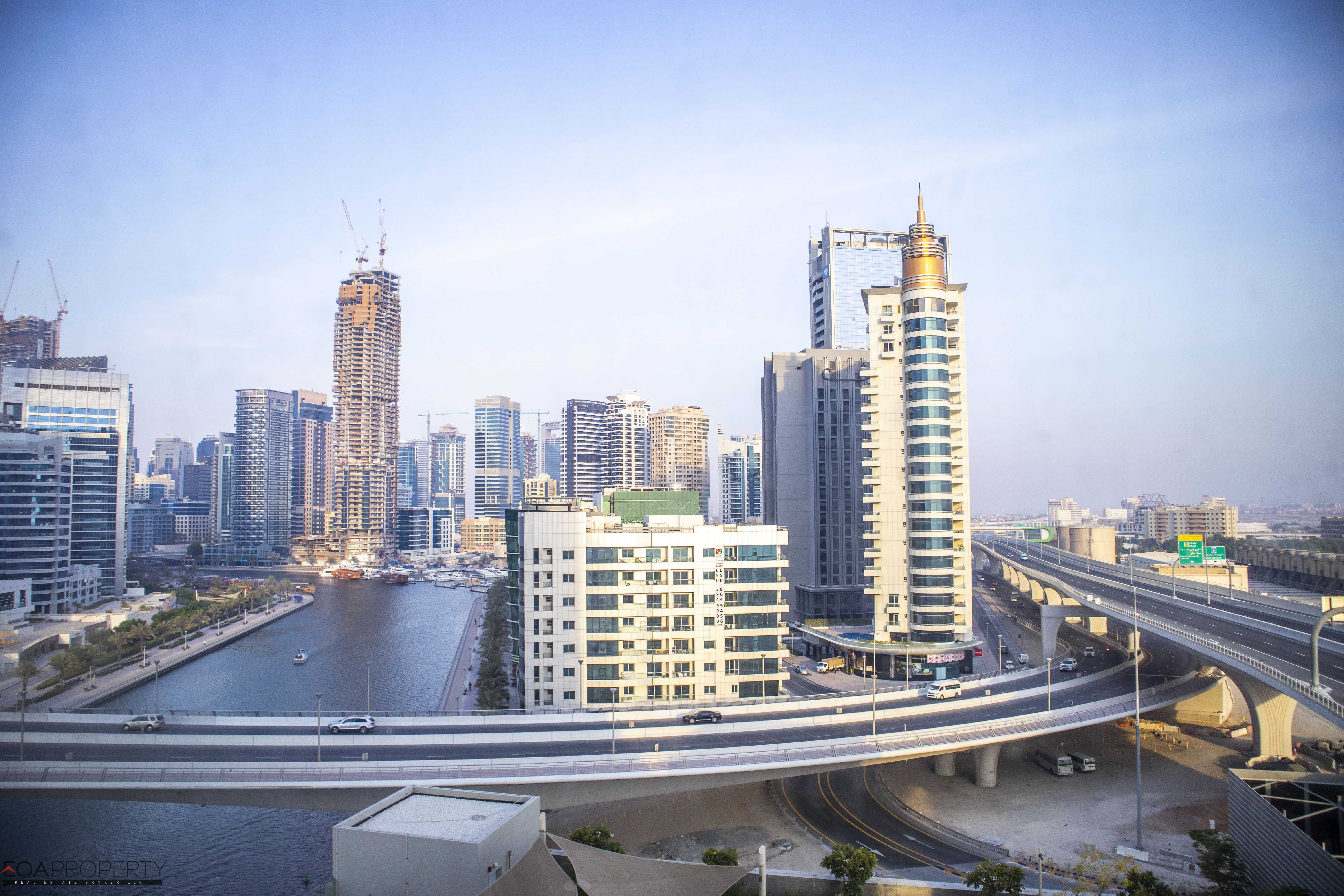 Stunning Views I  Full Marina View | Balcony |