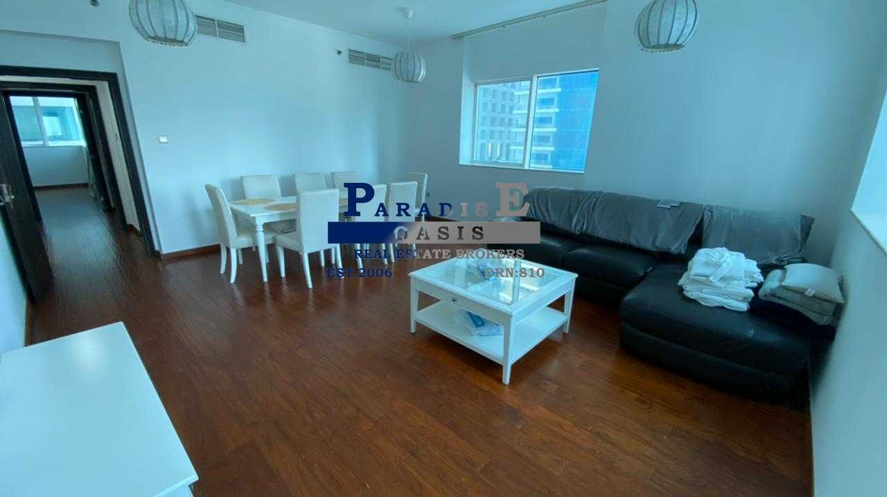 Spacious 2BR    Marina View   Fully Furnished   Wooden Flooring