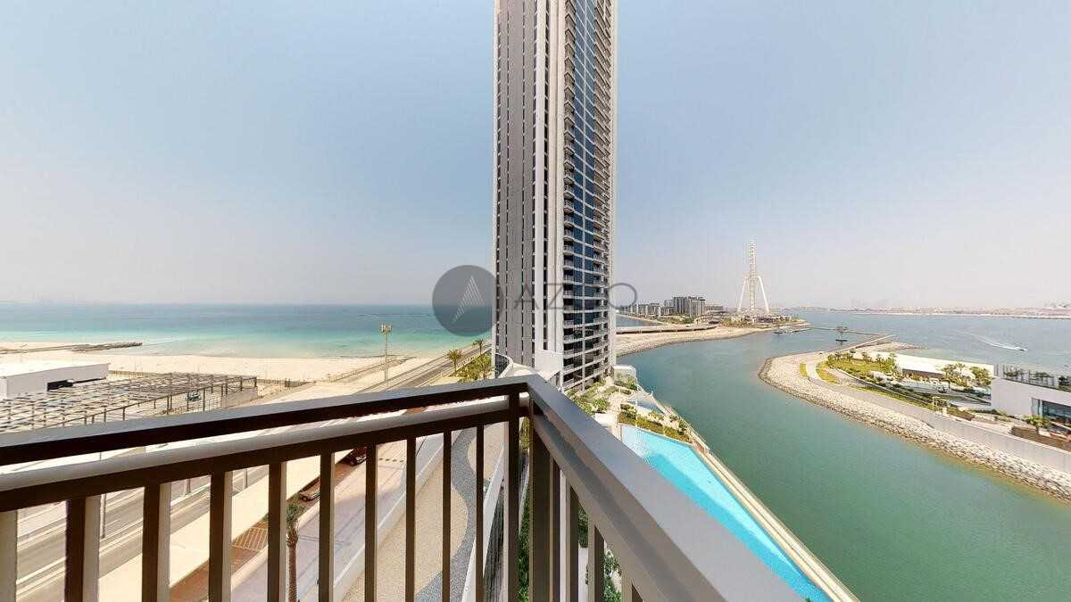 Blue Waters Sea Views l Ready To Move l Luxury