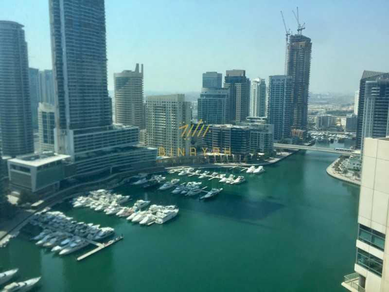 Full Marina   Partial sea view   High Floor  