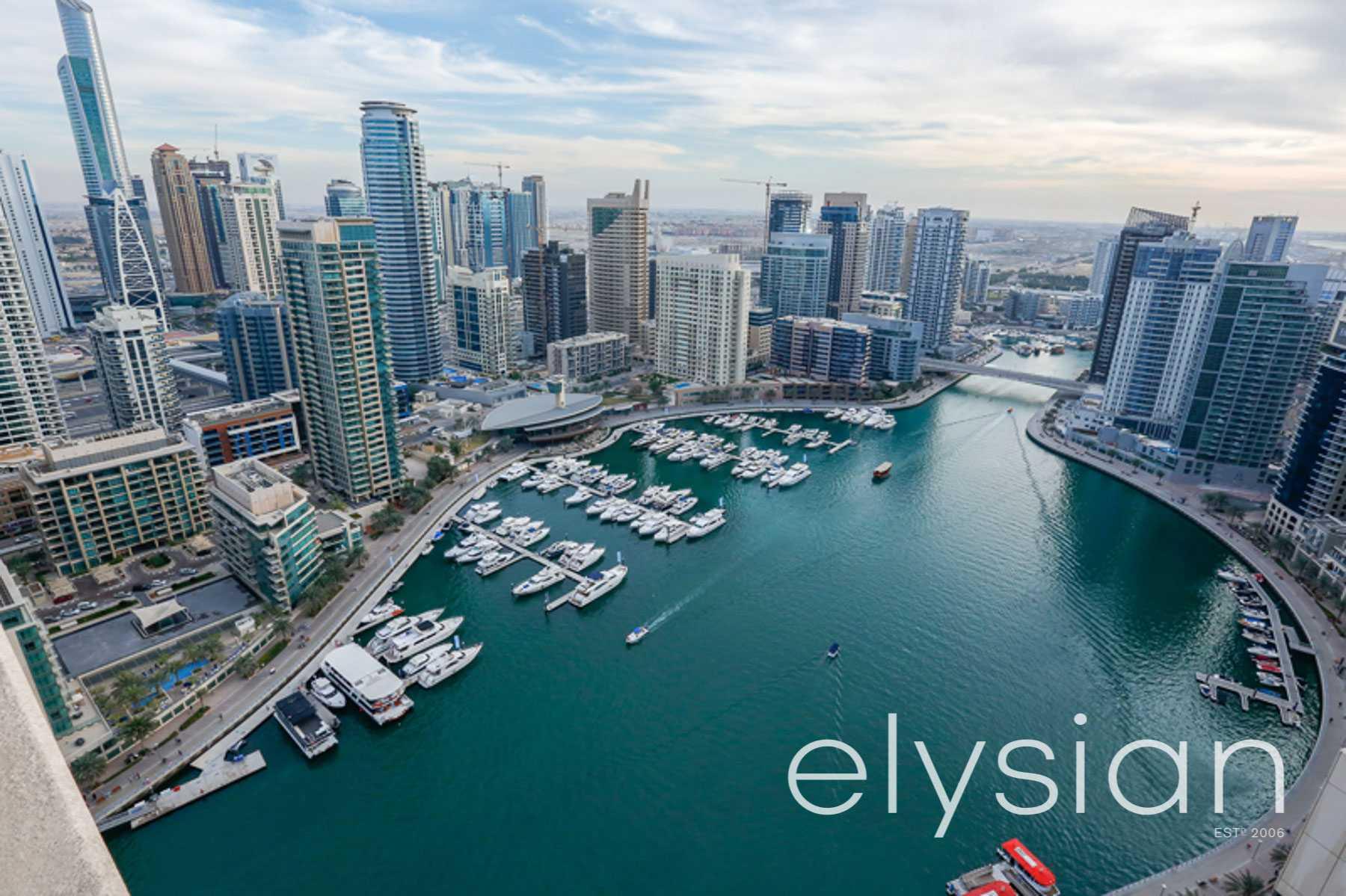 Amazing Marina View | Exclusive | Vacant