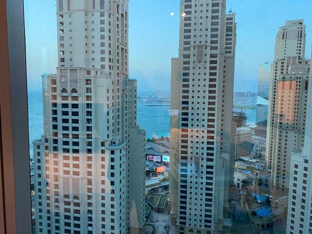 Unfurnished 1 Bed IMarina and Sea View IHigh Floor