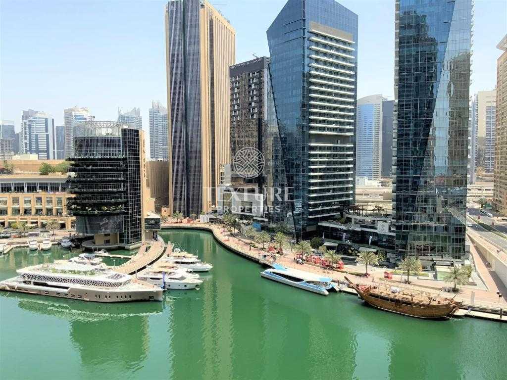 Genuine Ad  | Marina View | Spacious |  1 Bedroom | Dubai Marina